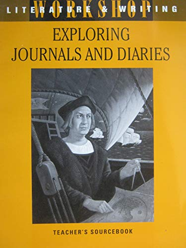 9780590493031: Exploring Journals and Diaries, Teacher's Sourcebook. (Literature and Writing Workshop.)