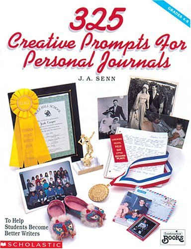 9780590493505: 325 Creative Prompts for Personal Journals (Grades 4-8)