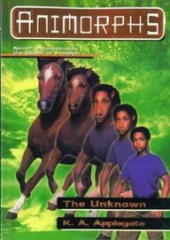 The Unknown; Animorphs # 14 (0590494236) by K. A. Applegate