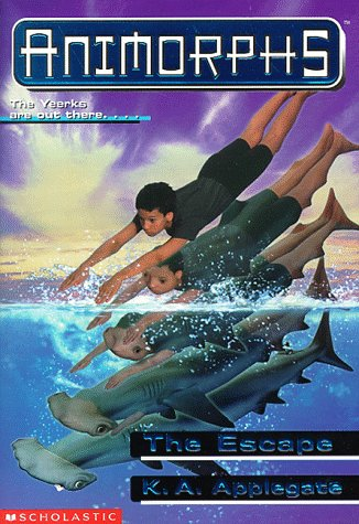 9780590494243: The Escape (Animorphs #15)