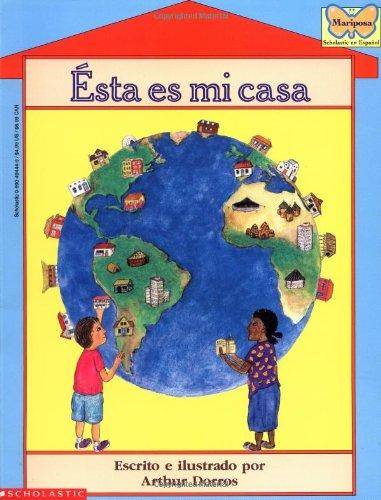 9780590494441: Esta Es Mi Casa/This is my house (Mariposa, Scholastic En Espanol)