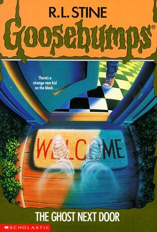 9780590494458: The Ghost Next Door (Goosebumps)