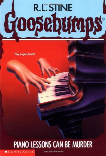 9780590494489: Piano Lessons Can Be Murder (Goosebumps #13)
