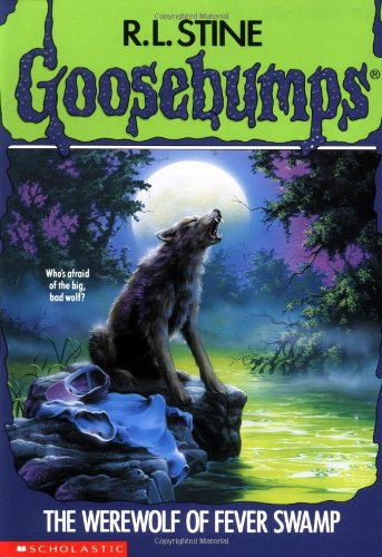 9780590494496: The Werewolf of Fever Swamp