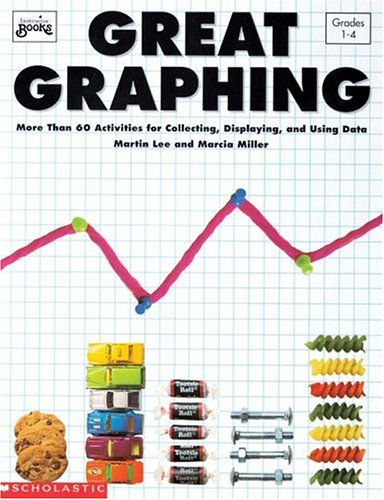 9780590494700: Great Graphing (Grades 1-4)