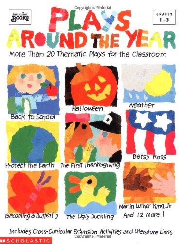 9780590494755: Plays Around the Year (Grades 1-3)
