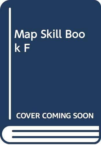 Map Skill Book F