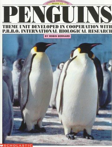 Penguins (Grades 1-3): Bernard, Robin