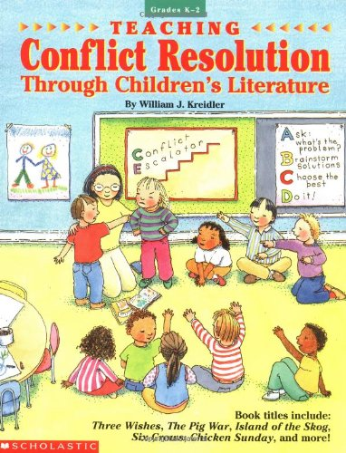 9780590497473: Teaching Conflict Resolution Through Children's Literature
