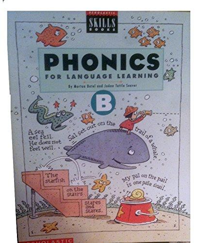 9780590497701: Phonics For Language Learning
