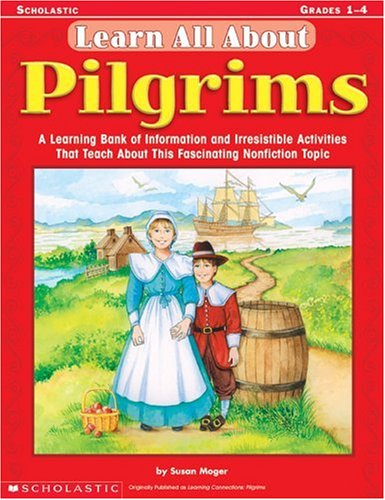9780590497879: Pilgrims (Grades K-3)