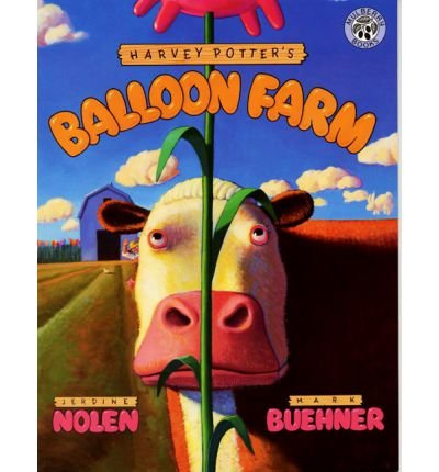 9780590501217: Harvey Potter's Balloon Farm
