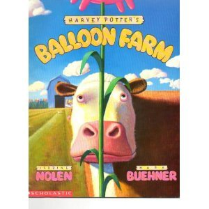 9780590501217: Harvey Potter's Balloon Farm