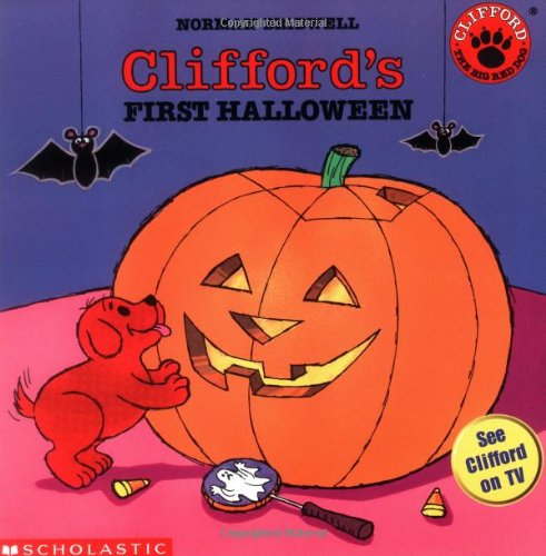 9780590503174: Clifford's First Halloween