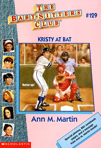 9780590503525: Kristy at Bat (Baby-Sitters Club, No. 129)