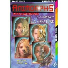 9780590508063: Megamorphs.. 1. La créature
