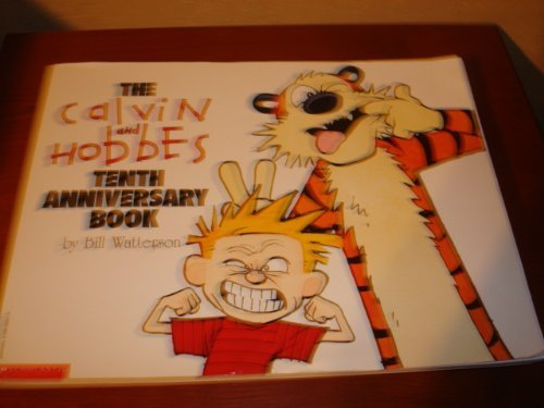 9780590508278: Calvin and Hobbes Tenth Anniversary Book