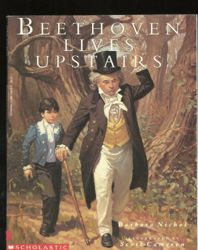 9780590508308: Beethoven Lives Upstairs