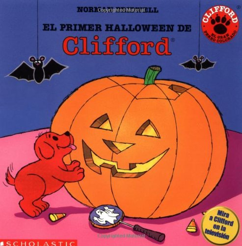 9780590509282: El Primer Halloween de Clifford (Mariposa, Scholastic En Espanol)
