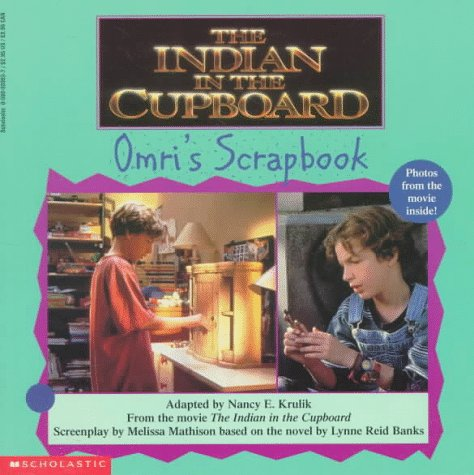"Omri's Scrapbook, from the movie ""The Indian: Krulik, Nancy E."