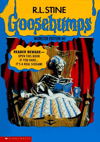 9780590509954: Goosebumps Monster Edition 1: Welcome to Dead House, Stay Out of the Basement, and Say Cheese and Die!