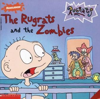 9780590510714: The Rugrats and the Zombies (Nickelodeon Rugrats)