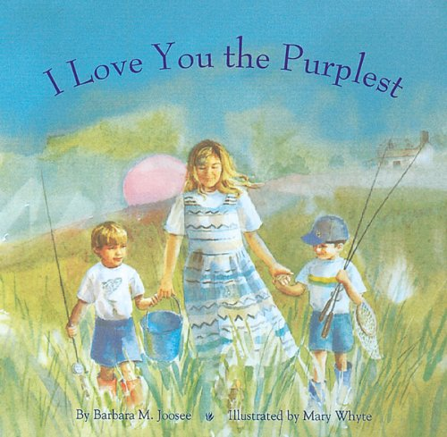 9780590511841: I Love You the Purplest
