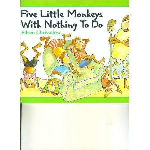 9780590511858: Five Little Monkeys With Nothing To Do