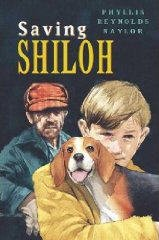 9780590511865: Saving Shiloh [Hardcover] by