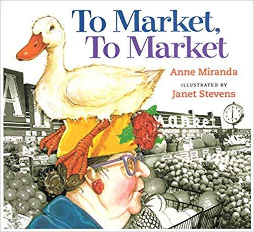 9780590512428: To Market, To Market.