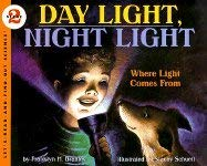9780590512602: Day Light, Night Light: Where Light Comes From