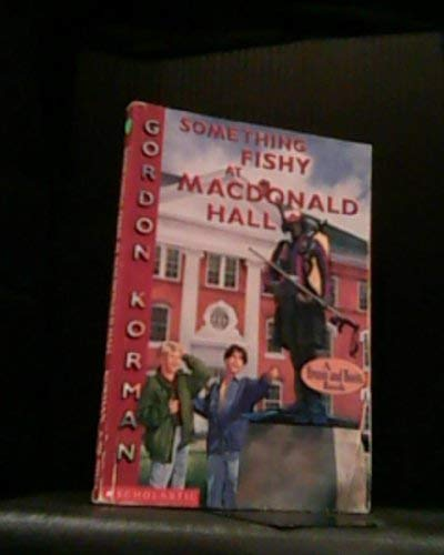9780590514477: Something Fishy at MacDonald Hall