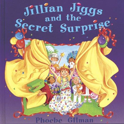 9780590515788: Jillian Jiggs and the Secret Surprise