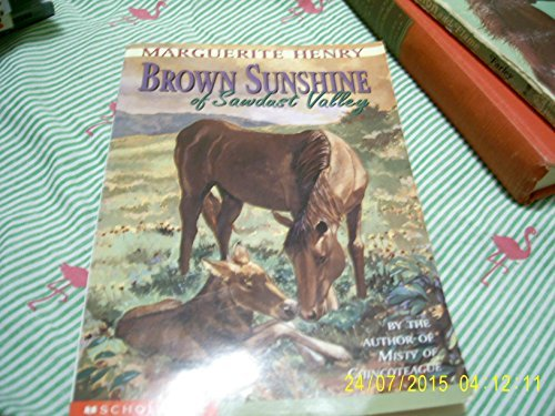 9780590515863: Brown Sunshine of Sawdust Valley (Scholastic)
