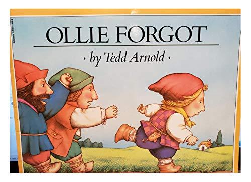 Ollie forgot: Tedd Arnold