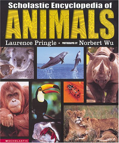 9780590522533: Scholastic Encyclopedia Of Animals