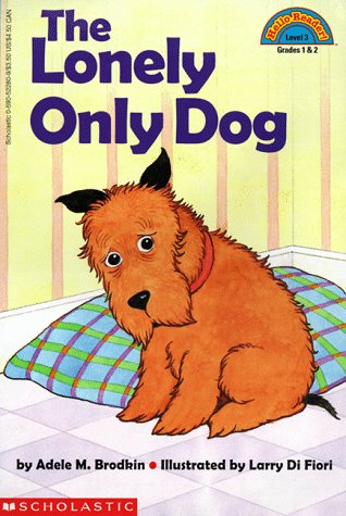 9780590522809: Lonely Only Dog (Hello Reader (Level 3))