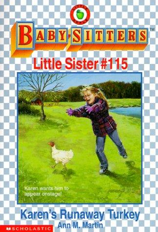 9780590523929: Karen's Runaway Turkey (Baby-sitters Little Sister)