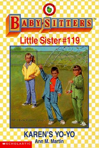 9780590525114: Karen's Yo-Yo (Baby-sitters Little Sister)