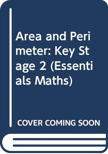 9780590531702: Area and Perimeter: Key Stage 2 (Essentials Maths)