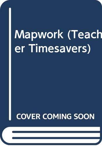 9780590533041: Mapwork (Teacher Timesavers)