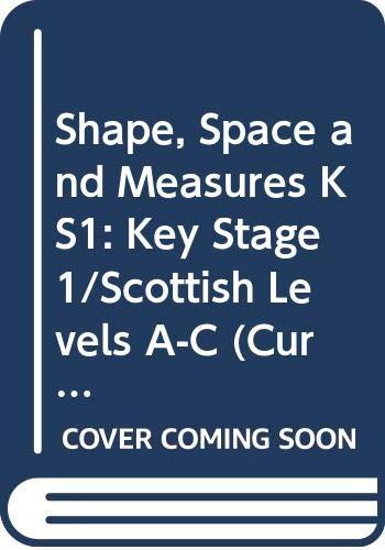 Shape, Space and Measures KS1: Key Stage: Worden, Jan