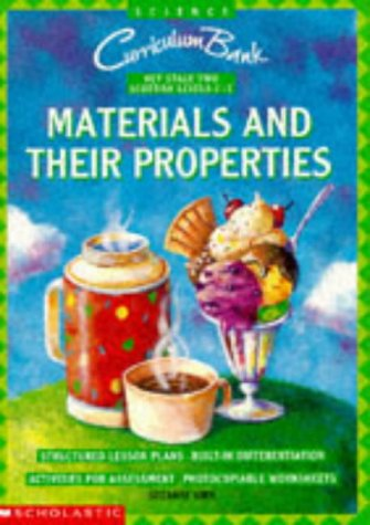 9780590533959: Materials and Their Properties KS2 (Curriculum Bank)