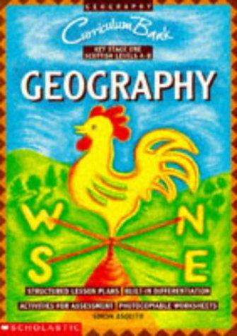 9780590534000: Geography KS1 (Curriculum Bank)
