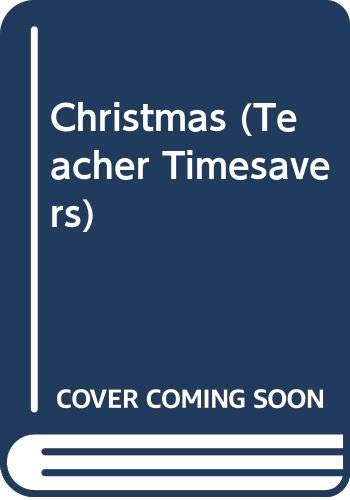 9780590535267: Christmas (Teacher Timesavers)