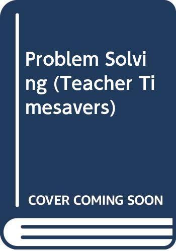 9780590535328: Problem Solving (Teacher Timesavers)