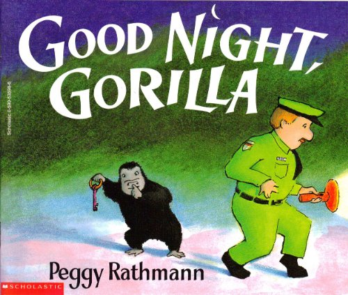 9780590535984: Good Night, Gorilla