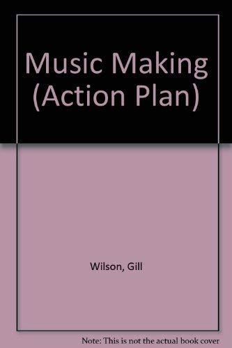 9780590536639: Music Making (Action Plan)