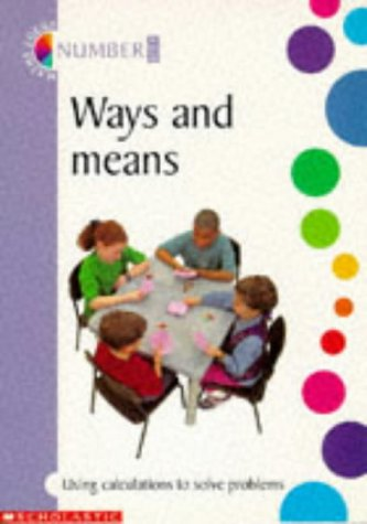 Ways and Means (Maths focus kit 4): Askew, Mike