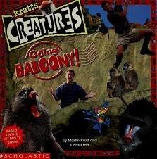 Going Baboony! (Kratts' Creatures) (Bk.2) (9780590537438) by Martin Kratt; Chris Kratt